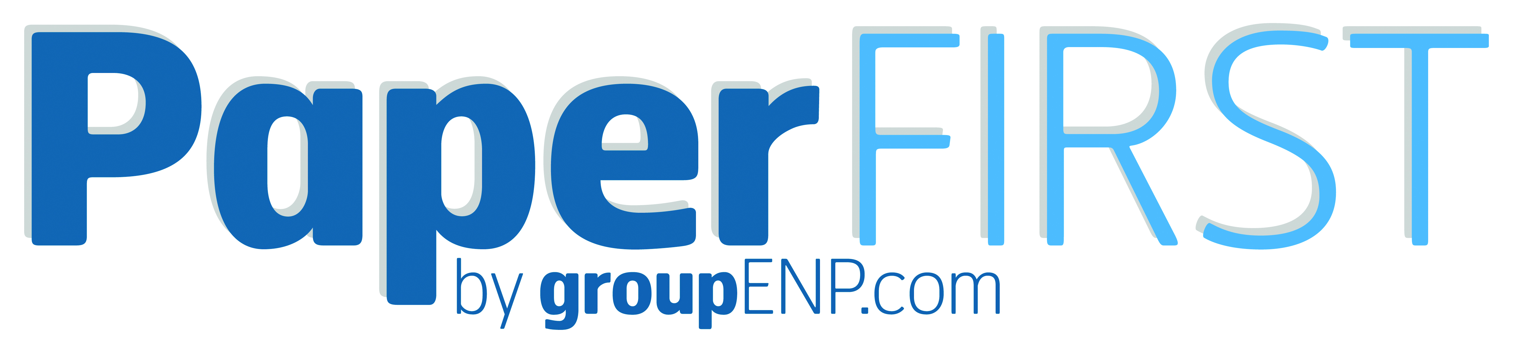 PaperFIRST by Group ENP